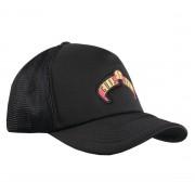 Kapa Guns N' Roses - Scroll Logo Black - ROCK OFF - GNRMBCAP02B