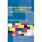 Referendumurile de aderare la Uniunea Europeana/Jean-Michel de Waele