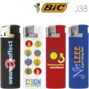 Encendedores electrónicos BIC J38