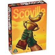 Tasty Minstrel Games Board Game - Scoville, Multi Color