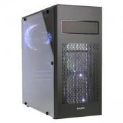 Кутия за настолен компютър Zalman N2, ATX Mid tower, черна, Кутия за настолен компютър Zalman N2, ATX Mid tower, черна, Zalman N2_VZ