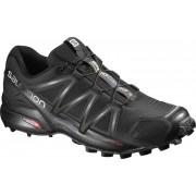 Salomon Speedcross 4 Hardloopschoenen Heren zwart UK 9,5 | EU 44 2018 Trailrunning schoenen