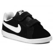 Nike Buty NIKE - Court Royale (TDV) 833537 002 Black/White