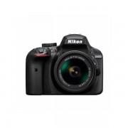 Aparat foto DSLR Nikon D3400 24.2 Mpx Kit AF-P 18-55mm VR Negru