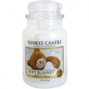 Yankee Candle Soft Blanket scented candle Classic Large 623 g