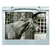 "Mariposa Horse bit Frame, 5"" x 7"