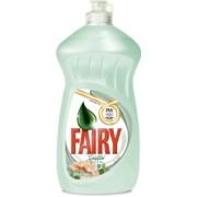 Detergent Lichid Spalat Vase Fairy Ceai si Menta 500ml