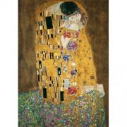 Ravensburger puzzle gustav klimt - sarutul, 1000 piese