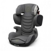 Scaun auto Kiddy Cruiserfix 3 Grey Melange-Super Green ISOFIX ED. LIMITATA