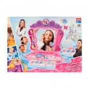 Disney Princess szépítkező készlet, 4 kiegészítővel