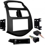 Chevy Spark OEM Dash Adapter 13-Up Retains Chimes, provides 12V ACC