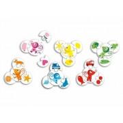 Djeco Colours Trio Puzzle