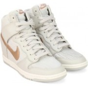 Nike WMNS DUNK SKY HI Sneakers For Women(Multicolor)