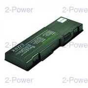 2-Power Laptopbatteri Dell 11.1v 4600mAh (312-0427)