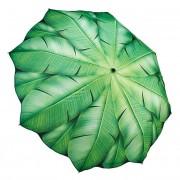 Blooming Brollies Doamnelor pliabile complet automate Banana Leaf GFFBL umbrelă