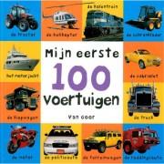 Mijn eerste 100: Mijn eerste 100 voertuigen - Roger Priddy