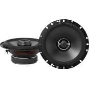 "Alpine - 6-1/2"" 2-Way Car Speakers with Carbon Fiber Reinforced Plastic Cones (Pair) - Black"