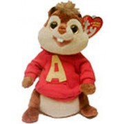Alvin Ty Plush (Alvin And The Chipmunks The Squeakquel)