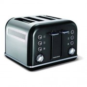 Morphy Richards - Toster Accents na 4 kromki - czarny