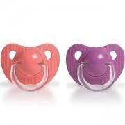 Бебешка силиконова залъгалка - Evolution, Sauvinex, налични 2 цвята, 254019
