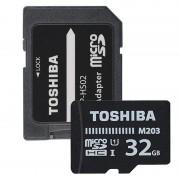 Cartão de Memória MicroSDHC Toshiba M203 THN-M203K0320EA - 32GB