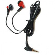 Earphone UH-12 Infinity Sound In Ear With Mic Multicolor