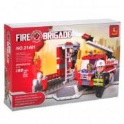 Set tip Lego pompieri statie City