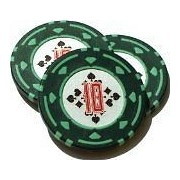 Chips Diamond valoare 10 (set 25 buc)