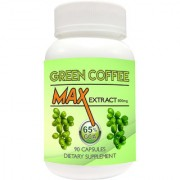 Perennial Lifesciences 100 Pure & Natural Green Coffee Max Extract Chlorogenic acid (GCA) 800mg vegetarian 90 capsules weight loss