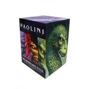 Inheritance Cycle 4-Book Trade Paperback Boxed Set (Eragon, Eldest, Brisingr & Inheritance)/Christopher Paolini