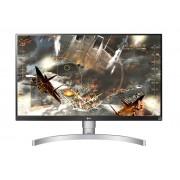 "LG LCD 27"" 27UK650-W IPS 4K 3840x2160;2x HDMI DP Pivot HA Tilt sRGB 99%"