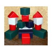 Forme geometrice burete, set joc copii