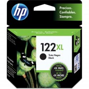 Cartucho HP 122XL-Negro