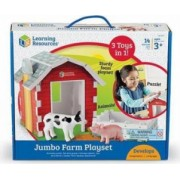Joc de rol Ferma Jumbo Learning Resources