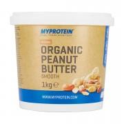 Myprotein Biologische Pindakaas - 1kg - Pot - Smooth