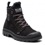 Туристически oбувки PALLADIUM - Pampa Hi Zip Wl 95982-010-M Black/Black