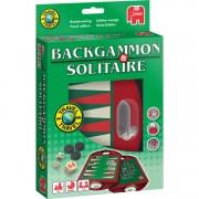 Backgammon & Solitaire reisspel