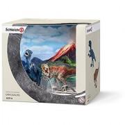 Schleich T-Rex & Velociraptor Set