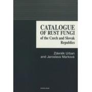 Catalogue of rust fungi of the Czech and Slovak Republics(Zdeněk Urban; Jaroslava Marková)