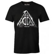Harry Potter - T-Shirt Deathly Hallows Shady