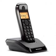 Motorola Trådlös telefon Motorola S1201 - Färg: Blå