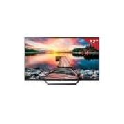 Smart TV LED 32 32W655D Sony, HD HDMI USB com X-Reality Pro e Wi-Fi Integrado