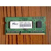 ASint - DDRIII 1 GB-1066 SSY3128M8-EAEEF