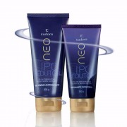 Combo Neo Lipo Redutor Eudora: Gel Anticelulite + Esfoliante