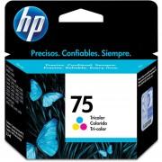 Cartucho HP 75-Tricolor