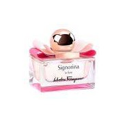Signorina In Fiore Salvatore Ferragamo Perfume Feminino - Eau de Toilette 100ml