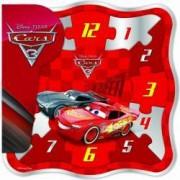 Puzzle Cars 3 din Lemn, Ceas