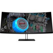 HP Z38c 37.5-inch Curved Display 3840x1600 IPS DP 1.2 HDMI USB-C
