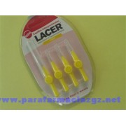 CEPILLO LACER INTERPROX FINO 347989 CEPILLO ESPACIO INTERPROXIMAL - LACER (FINO 4 U )