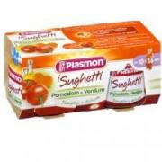 Plasmon (Heinz Italia Spa) Plasmon Sughetto Pomodoro E Verdure 80 G X 2 Pezzi